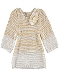 "PAPERMOON: STRICKPULLOVER ""GOLD CHIC"",BEIGE"