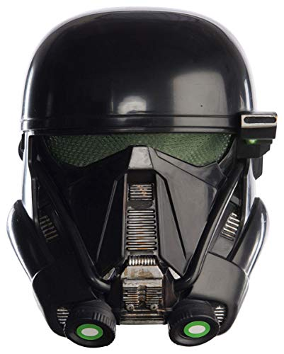 Death Trooper Kinder-Halbmaske für Fasching & Halloween