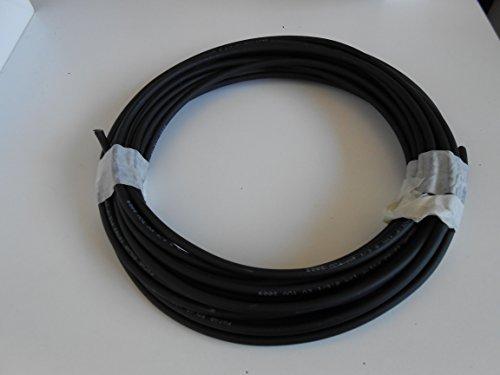 Solarkabel 1x10mm² Schwarz Helukabel Solarleitung PV1-F VDE auf Trommel