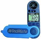 Speedtech - Estación meteorológica portátil, color azul