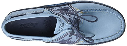 TBS Herren Globek D8 Boots Bleu (Ciel Azur)