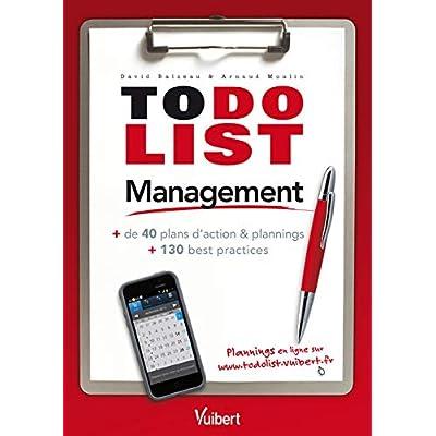 Management - + de 40 plans d'actions & plannings et 130 best pratices