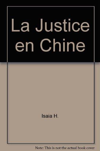 La justice en Chine