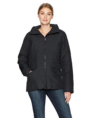 Columbia Women's Lone Creek Jacket, Black, S Womens Storm Front Jacket
