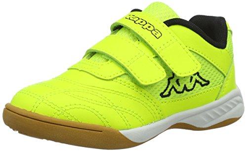 kappa-kickoff-zapatillas-deportivas-para-interior-unisex-ninos-amarillo-yellow-black-28-eu