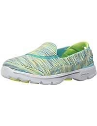 Skechers Go Walk 3crazed - Zapatillas Mujer