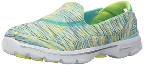 skechers-gowalk-3-crazed-damen-sneaker-green-mnt-37-eu