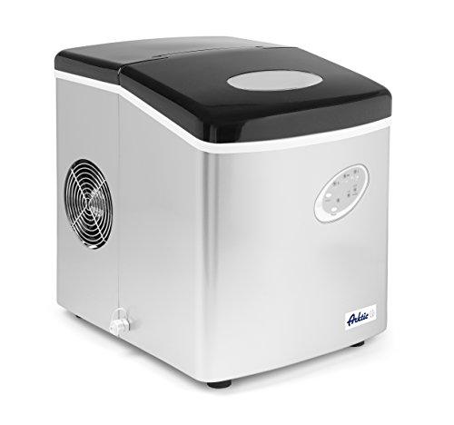 Hendi 271568 Kitchen Line 12 Eiswürfelmaschine, ABS Kunststoff
