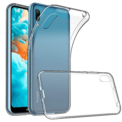 Custodia Cover Case Tpu Bolle Colorate Per Huawei Y6 2018 Cases, Covers & Skins