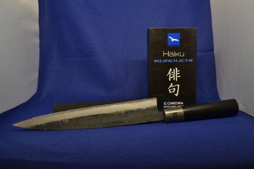 """21cm Ko-Yanagi Messer """"Haiku Kurouchi Tosa"""""""