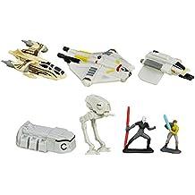 Hasbro B3824 – Star Wars – Micro Machines – Rebellion Rising Spiel-Set [UK Import]