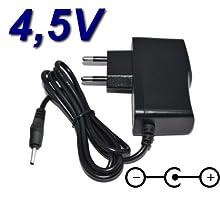 TOP CHARGEUR * Adaptateur Secteur Alimentation Chargeur 4.5V pour Lecteur Baladeur CD Philips EXP2546/12 AY3162