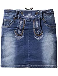 Stockerpoint - Damen Trachten Jeansrock kurz trueblue, Kesha