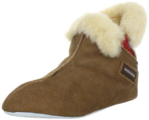 Shepherd MARIETTE / TONI 627, Pantofole classiche Unisex adulto Marrone (Braun (Antique Cognac 52))