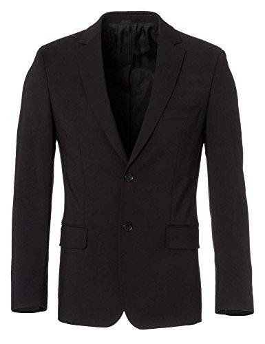 STRENESSE Messieurs Veston Collection d'hiver Noir