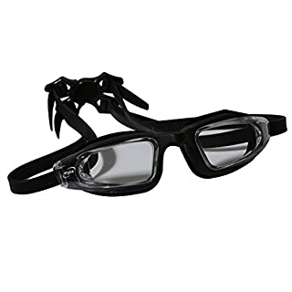 Aryca Supreme Series Aryca Goggles with Tinted Lenses, Black