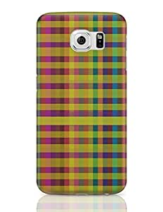 Posterguy Multicolor Lines Case Cover For Samsung Galaxy S6