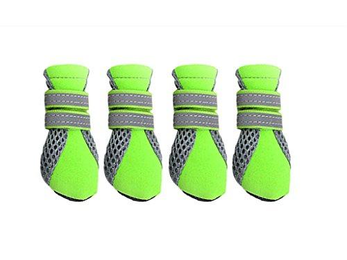 pet-cane-stivali-idrorepellente-antiscivolo-scarpe-stivali-di-protezione-verde-l