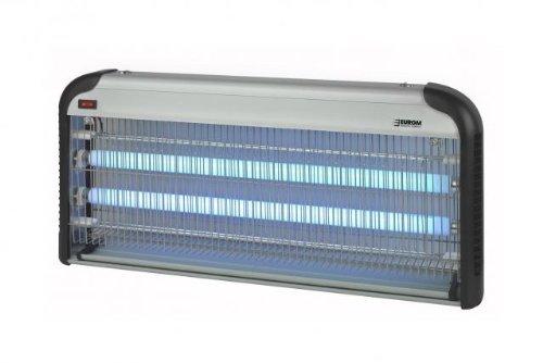 Insektenvernichter Mückenvernichter Elektrisch 2x20 Watt 2500V UV Insektenlampe Mückenlampe Vernichter