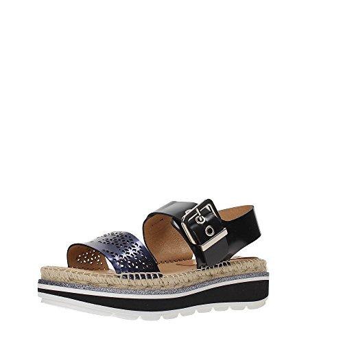 KANNA KV7036 Sandalo Donna Blu