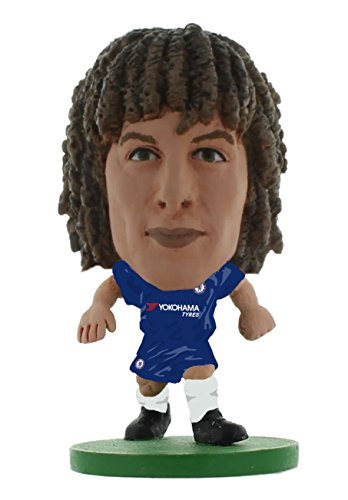 SoccerStarz SOC137 Chelsea David Luiz 2018 Version Home Kit Figures