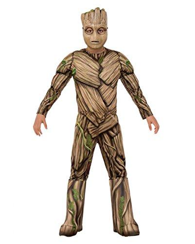 ostüm Guardians of the Galaxy Groot für Kinder L (Groot Guardians Of The Galaxy Kostüme)