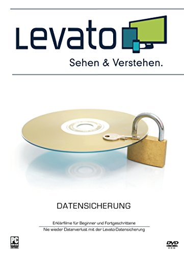 """Levato DVD \""""Datensicherung - So schützen Sie sich vor Datenverlust am Computer\"""""""