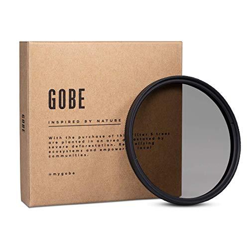 Gobe CPL Filtre Polarisant Circulaire avec Revêtement Multicouches (12 Couches) JapanOptics 77mm
