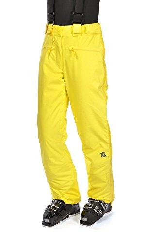 Völkl Team L Pants Full-Zip Bright Yellow M