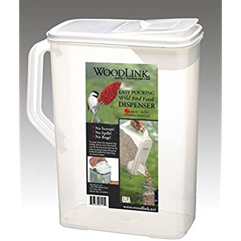 8QT Seed Container by Woodlink