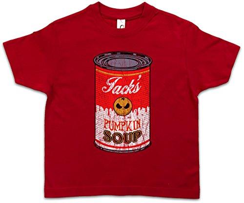 Jack's Pumpkin Soup II Jungen Kinder Kids T-Shirt