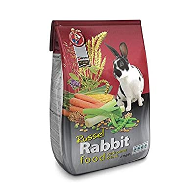 Supreme Petfoods Russel Rabbit Timothy Mix with Carrot & Timothy Hay 2.5 kg by Supreme