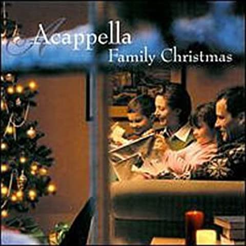 Acappella Family Christmas by Diamante Music Group (2000-11-14)