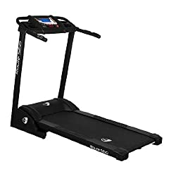 Tapis Roulant Motorizzato GET FIT RUOTE 550