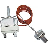 Termostato regolabile lavatrice 30–90ºc bulbo 11mm 390065