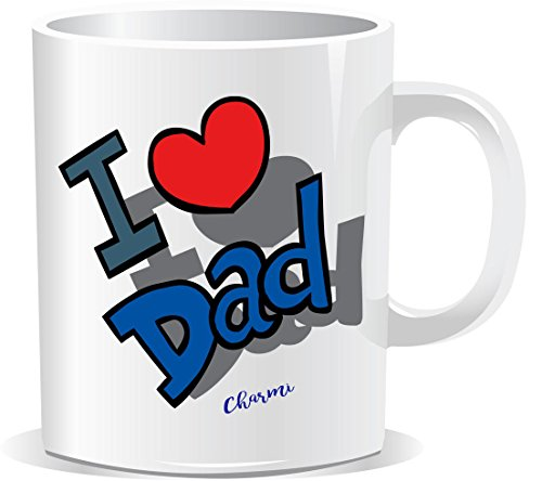 Charmi-Beautiful-Signature-printed-Unique-Fathers-Day-Gift-for-Grandpa-From-Daughter-and-Son--Best-Pop-Ever-Gift-Coffee-Mug-Tea-Cup-White