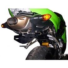 Kawasaki zx6r-05/06-support de placa R & G racing-443864