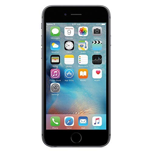 Apple iPhone 6s 32GB Space Grau ...
