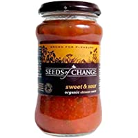 Seeds Of Change   Sweet & Sour Cooking Sauce   2 x 6 x 350g