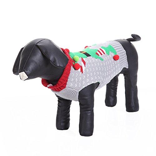 Der Joker Pet Kostüme - ANIAC Cute Hund Puppy 3D Joker