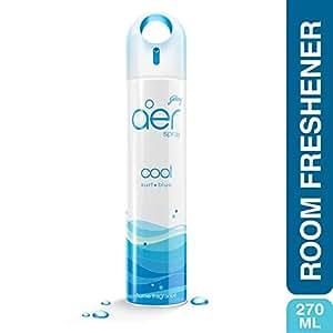 Godrej aer Home Air Freshener Spray - 270 ml (Cool Surf Blue)