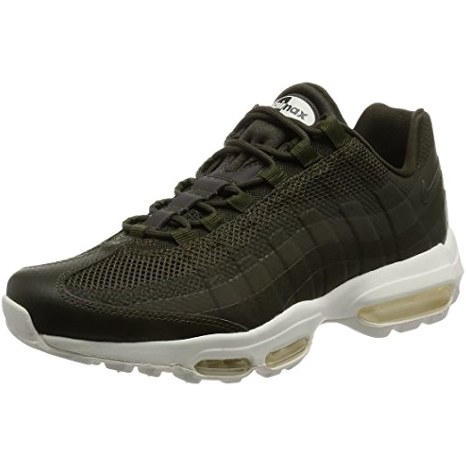 best sneakers b3f7b 888fe NIKE AIR MAX 95 ULTRA ESSENTIAL KAKI - - - B07589ZJNJ - 070abd