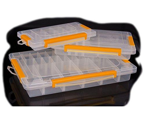 IRON CLAW Doiyo Concept Lure Box (3 Größen), Größe:Größe 3