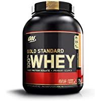 Optimum Nutrition Gold Standard Whey Protein Powder, 2.27 kg, Banana