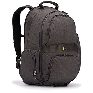 """Case Logic Berkley Deluxe 15.6"""" - sacs à dos (anthracite, Polyester)"""