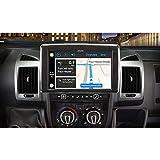 'Alpine i902d-du Fixe 9'LCD écran Tactile Noir, Argent GPS Eléments Dédiés à la Navigation Embarquée 22,9cm (9), 800x 480Pixels, LCD, AVI, MKV, MP4, AAC, Flac, MP3, WMA, 3.0+ EDR