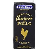 Gallina Blanca Gourmet Caldo de Pollo 100% Natural - 1 l