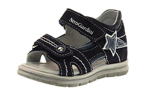 Nero Giardini Chaussures Sandales Bébé P724280M/200 (19/22) Taille 19 Bleu