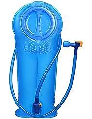 Unigear Poche Hydratation, sans BPA, Approuvé par la FDA Poche, Reservoir pour la Randonnée, Le Cyclisme, Vélo et Le Camping