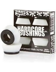 Bones Hardcore Bushings Hard x2 set Black/White